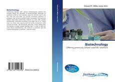 Capa do livro de Biotechnology