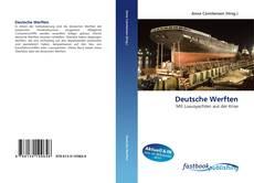 Capa do livro de Deutsche Werften