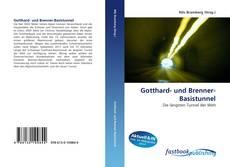 Portada del libro de Gotthard- und Brenner-Basistunnel