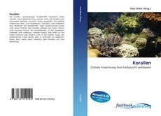 Bookcover of Korallen