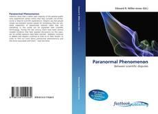 Bookcover of Paranormal Phenomenon