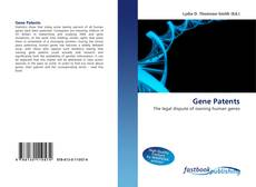 Capa do livro de Gene Patents