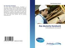 Portada del libro de Das deutsche Handwerk