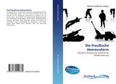 Bookcover of Die Preußische Heeresreform
