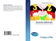 Deutsche Volksmusik kitap kapağı