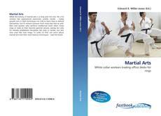 Capa do livro de Martial Arts