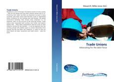 Capa do livro de Trade Unions