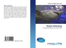 Capa do livro de Sharks Attacking