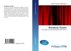 Capa do livro de Broadway Theater
