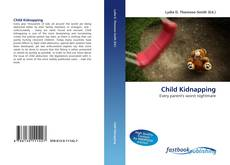 Bookcover of Child Kidnapping