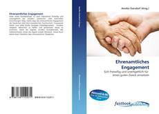 Bookcover of Ehrenamtliches Engagement