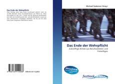 Buchcover von Das Ende der Wehrpflicht