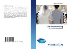 Bookcover of Ehe-Annullierung
