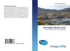 Portada del libro de Die Rallye Monte Carlo