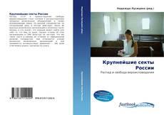 Buchcover von Крупнейшие секты России