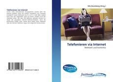 Buchcover von Telefonieren via Internet