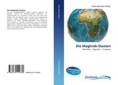 Bookcover of Die Maghreb-Staaten