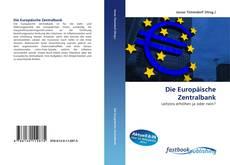 Capa do livro de Die Europäische Zentralbank