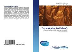 Technologien der Zukunft kitap kapağı
