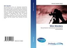 Copertina di Wim Wenders