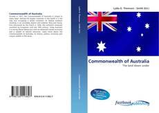 Capa do livro de Commonwealth of Australia