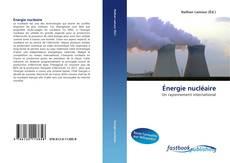 Обложка Énergie nucléaire