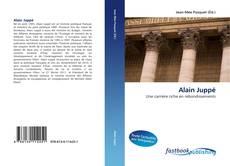 Portada del libro de Alain Juppé