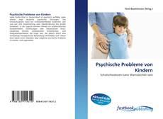 Psychische Probleme von Kindern的封面