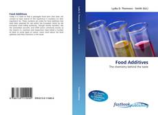 Bookcover of Food Additives
