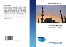 Bookcover of Islam en France