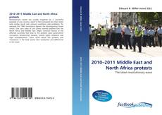 Bookcover of 2010–2011 Middle East and North Africa protests
