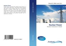 Bookcover of Nuclear Power