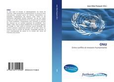 Capa do livro de ONU