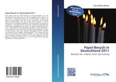 Capa do livro de Papst-Besuch in Deutschland 2011