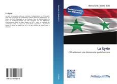 Buchcover von La Syrie