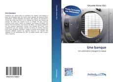 Capa do livro de Une banque