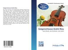 Bookcover of Geigenvirtuose André Rieu