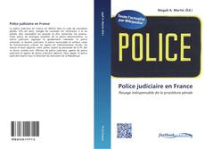 Bookcover of Police judiciaire en France