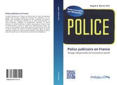 Buchcover von Police judiciaire en France