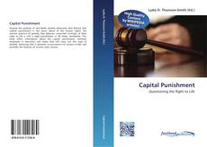 Capital Punishment kitap kapağı
