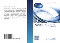 Apple Founder Steve Jobs kitap kapağı