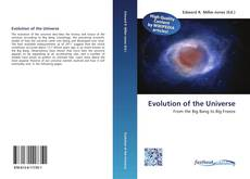 Bookcover of Evolution of the Universe