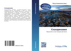 Bookcover of Скандинавия