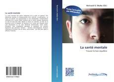Bookcover of La santé mentale