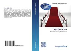 Обложка The EGOT Club