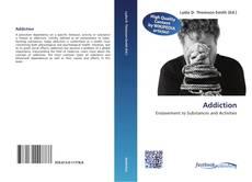 Capa do livro de Addiction