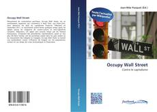 Portada del libro de Occupy Wall Street
