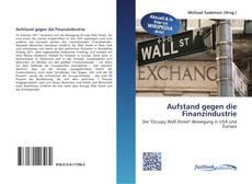 Capa do livro de Aufstand gegen die Finanzindustrie