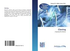 Bookcover of Cloning