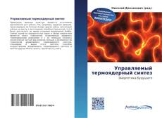 Bookcover of Управляемый термоядерный синтез